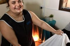 Pay Direct In Person: Rodrigues Relaxation: Your Blind Massage Therapist